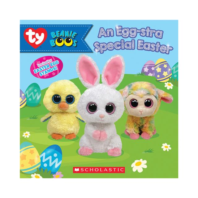 Ty Beanie Boos: An Egg-stra Special Easter