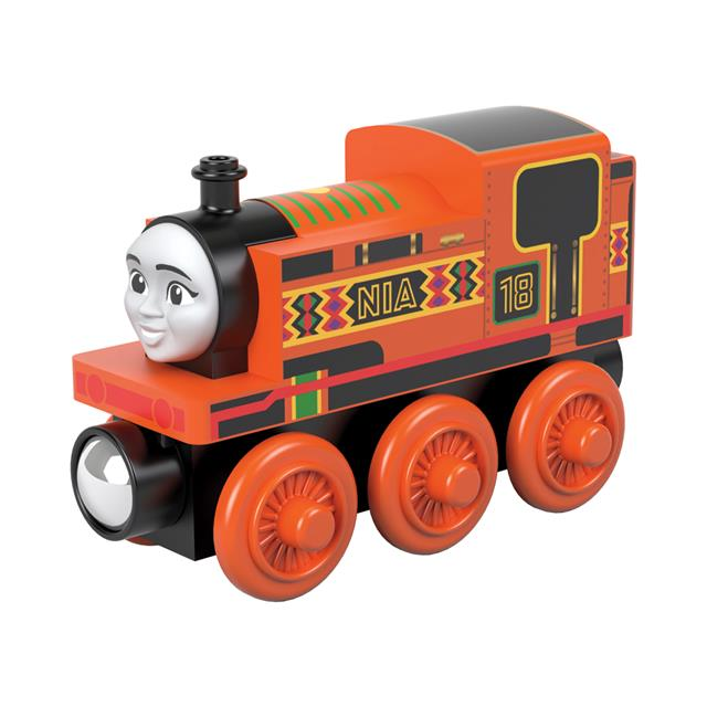 Thomas & Friends™ Nia Wooden Engine