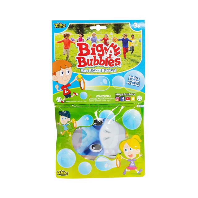 Big A Bubbles