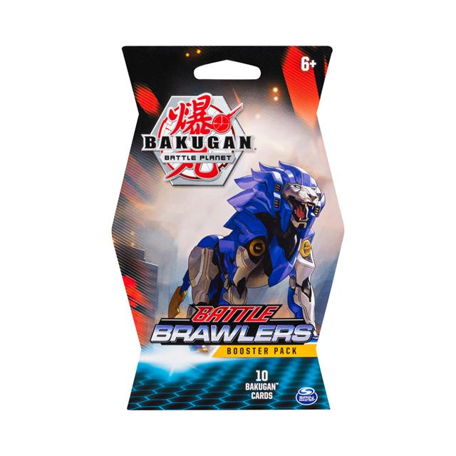 Bakugan Battle Brawlers Booster Pack