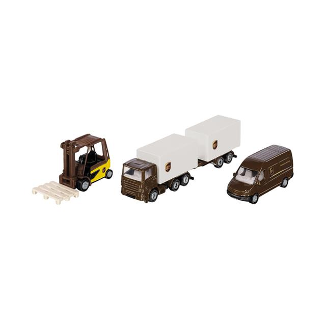 Siku UPS Logistic Set