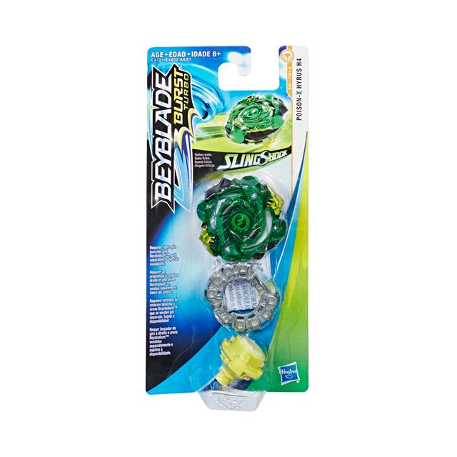 Beyblade Burst Turbo Slingshock Single Top