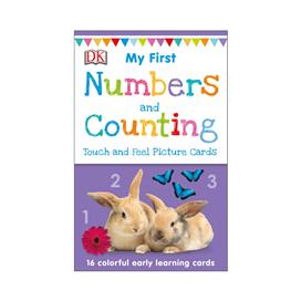 My First Numbers and Counting Touch and Feel Pictu