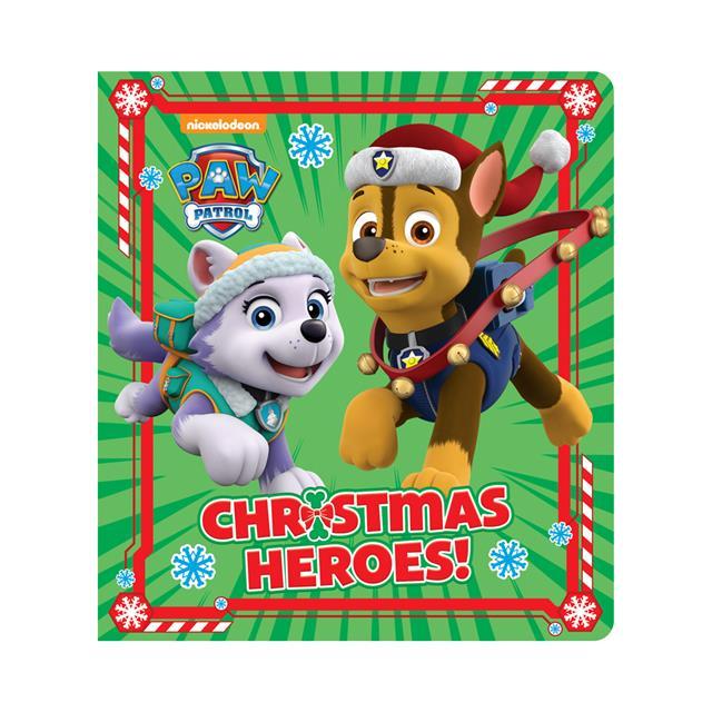 Paw Patrol Christmas.Paw Patrol Christmas Heroes