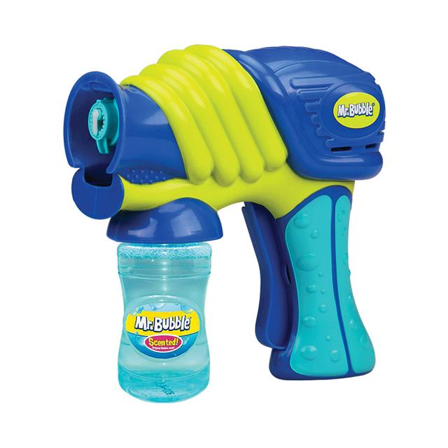 Kid Galaxy Mr. Bubble Double Bubble Blaster