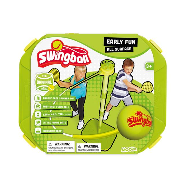 Mookie Early Fun All Surface Swingball