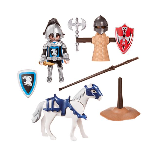 Playmobil Knights Jousting Carry Case Small
