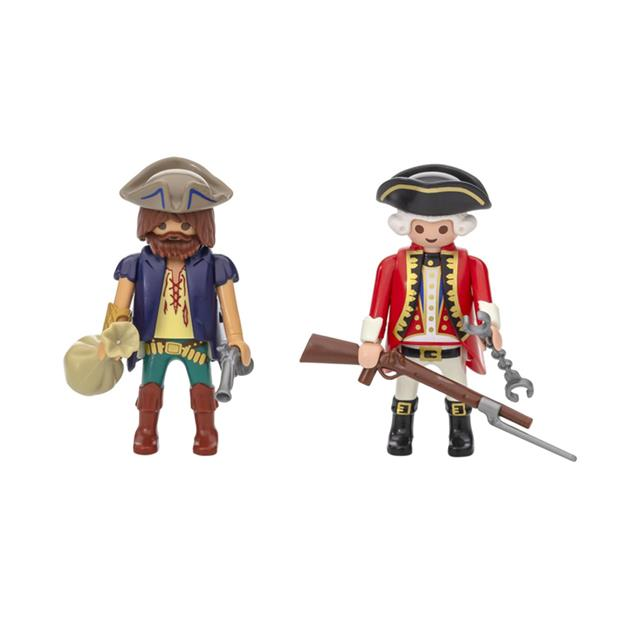 Playmobil Pirates Pirate and Soldier