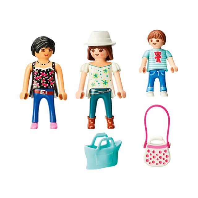 Playmobil City Life Shoppers