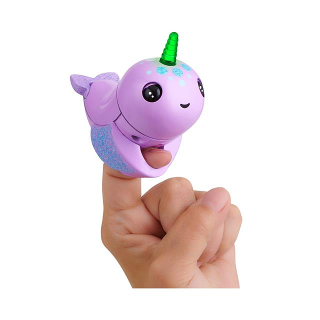 Fingerlings Light Up Narwhal
