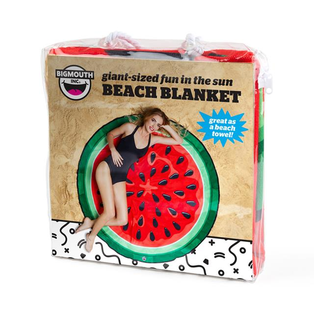 BigMouth Inc.® Giant-Sized Fun in the Sun Watermelon Beach Blanket