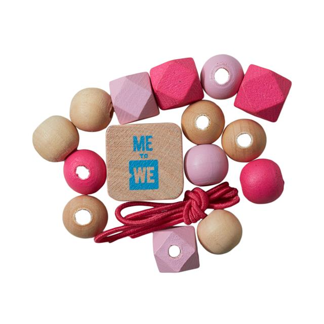 ME to WE Bead Your Own Rafiki Bracelet Kit - Health