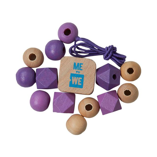ME to WE Bead Your Own Rafiki Bracelet Kit - Opportunity