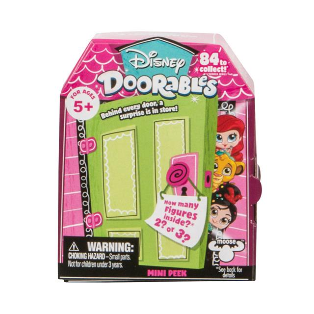 Disney Doorables Mini Peek Pack Series 2