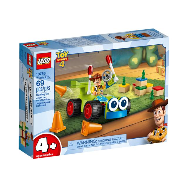 LEGO® Disney·Pixar Toy Story 4 Woody & RC