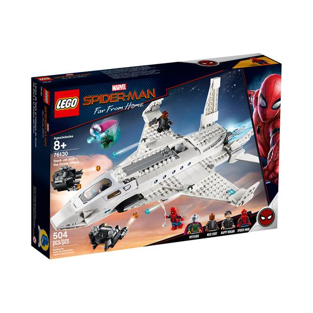 LEGO® Marvel Spider-Man Far From Home Stark Jet And The