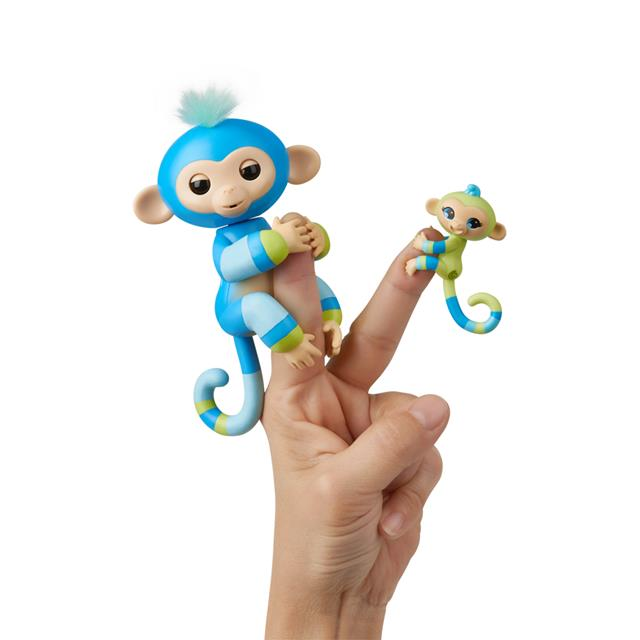Fingerlings BFF Collection: Billy & Aiden