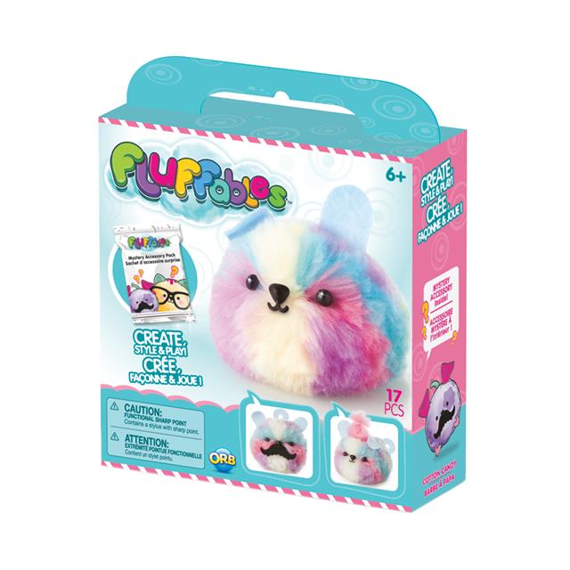 ORB™ Fluffables™ Cotton Candy