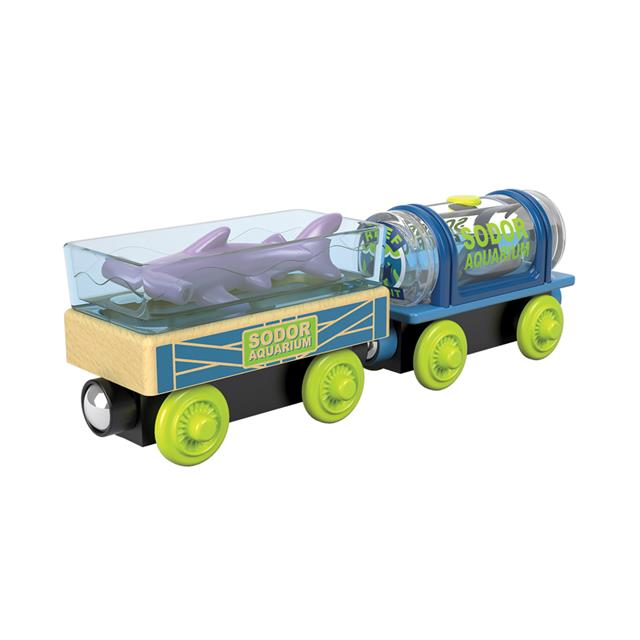 Thomas & Friends™ Aquarium Cars Wooden Engine Multipack