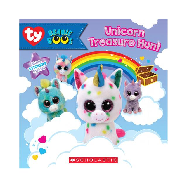 Ty Beanie Boos: Unicorn Treasure Hunt