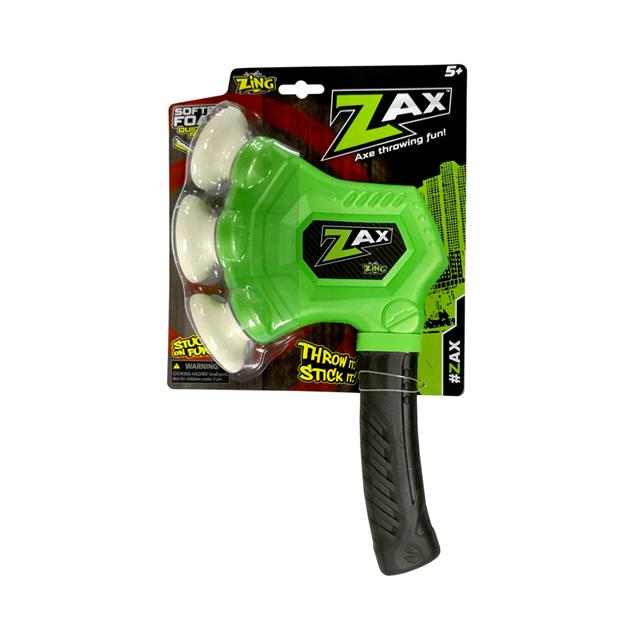 Zing ZAX™ Foam Axe Throwing Single Pack