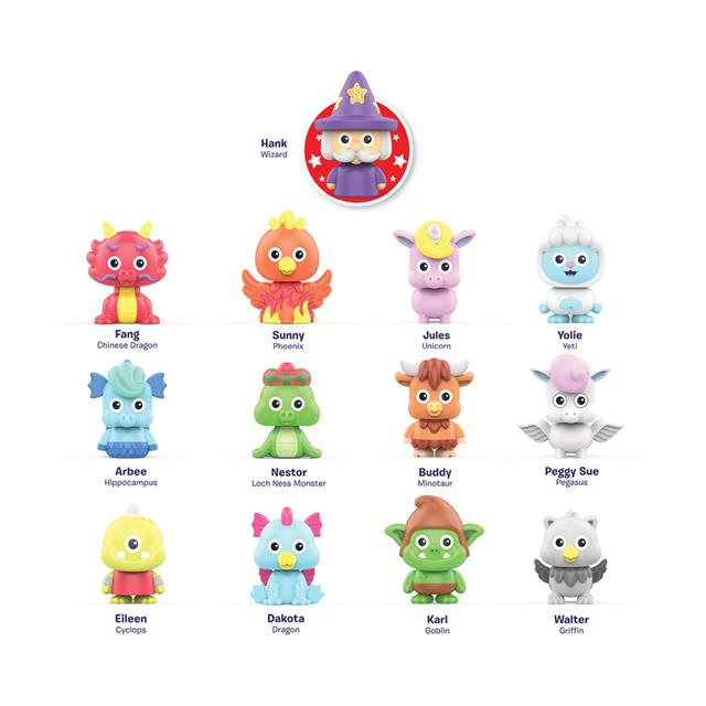 Educational Insights® Playfoam® Pals Series 4 Fantasy Friends