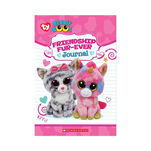 Ty Beanie Boos: Friendship Fur-Ever Journal