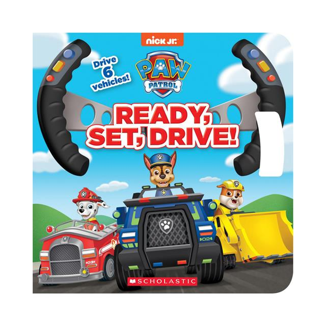 PAW Patrol: Ready, Set, Drive!