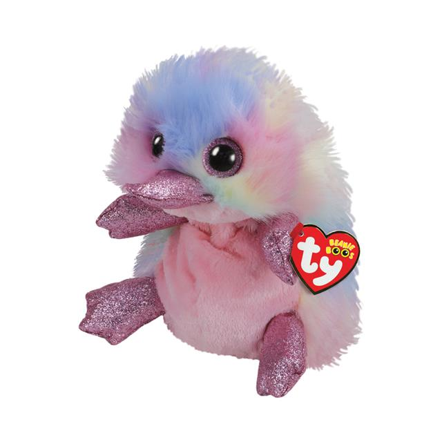 Ty Beanie Boos Medium Petunia the Platypus