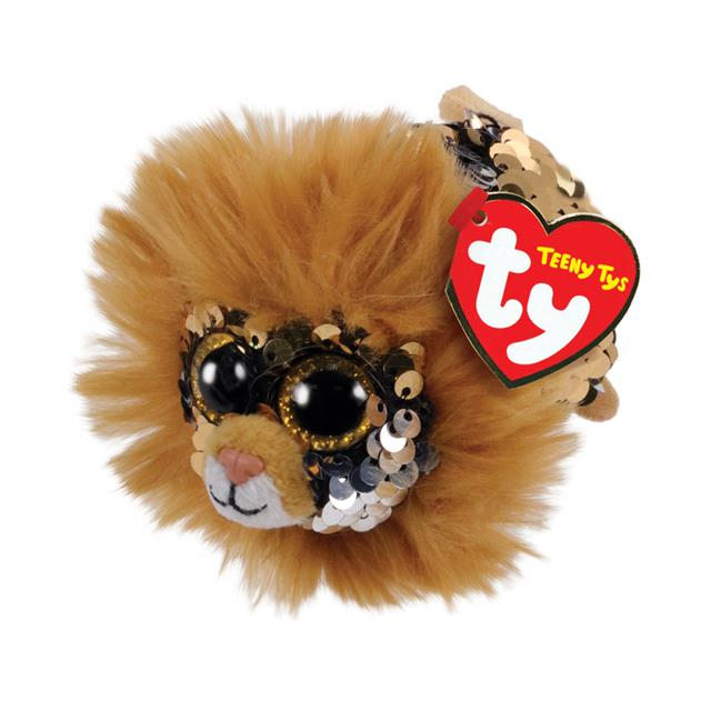 Ty Teeny Tys Regal the Sequin Lion