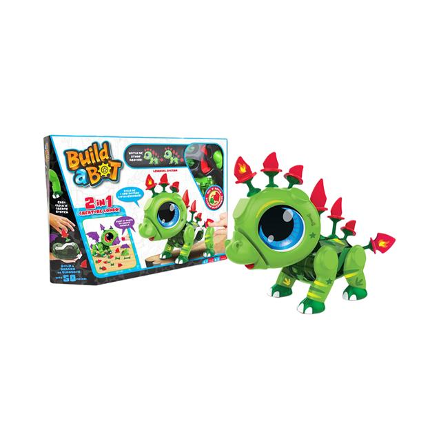 Build A Bot 2-in-1 Dino & Dragon