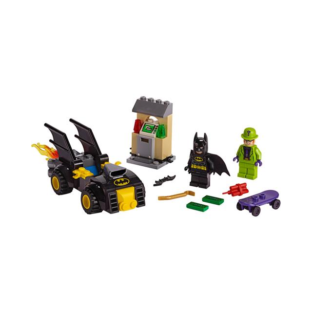 LEGO® DC Comics Super Heroes Batman™ vs. The Riddler™ Robbery
