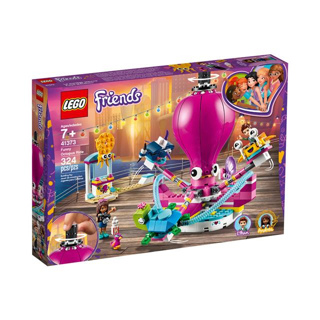 LEGO® Friends™ Funny Octopus Ride