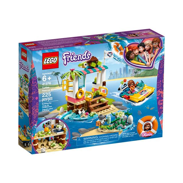 LEGO® Friends™ Turtles Rescue Mission
