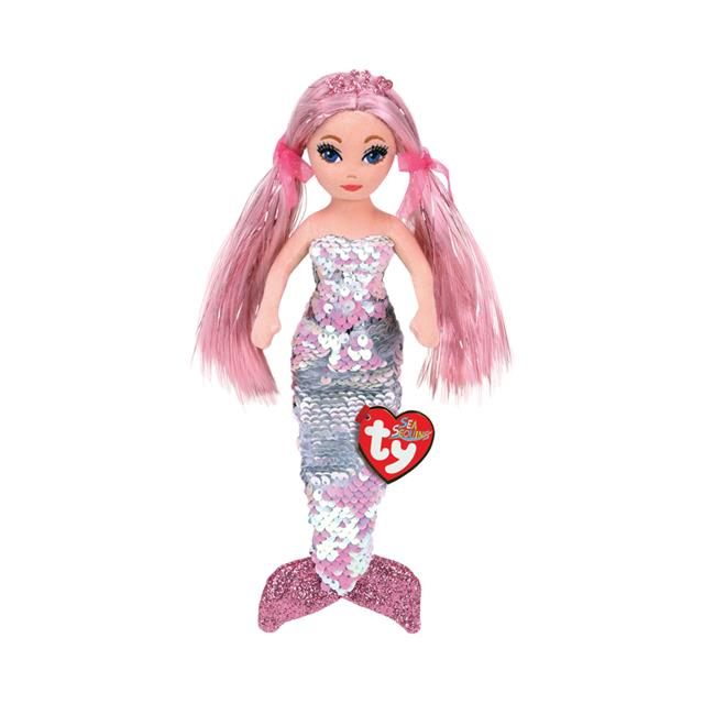 Ty Sea Sequins Cora the Mermaid