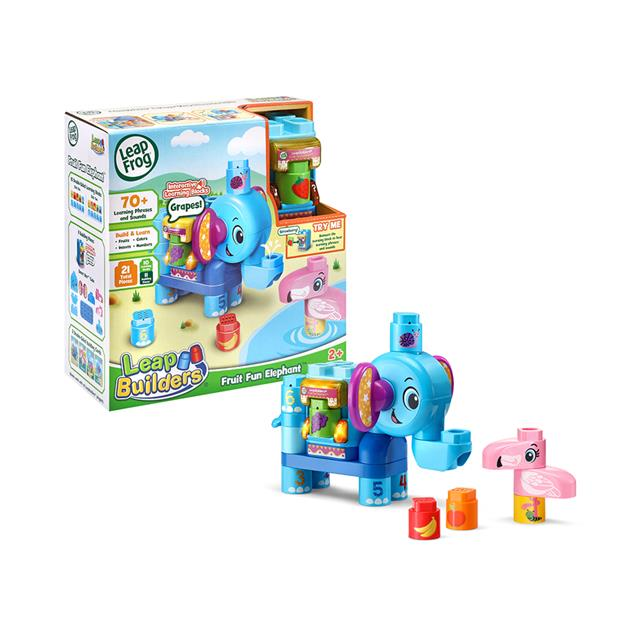 LeapFrog® LeapBuilders® Fruit Fun Elephant™