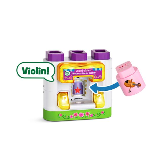 LeapFrog® LeapBuilders® Shapes & Music Castle™