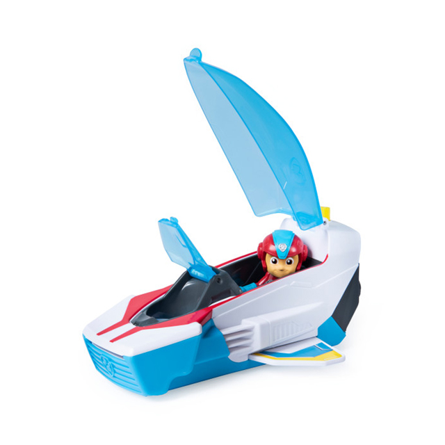 PAW Patrol Mighty Pups Super Paws Mighty Jet Command Center