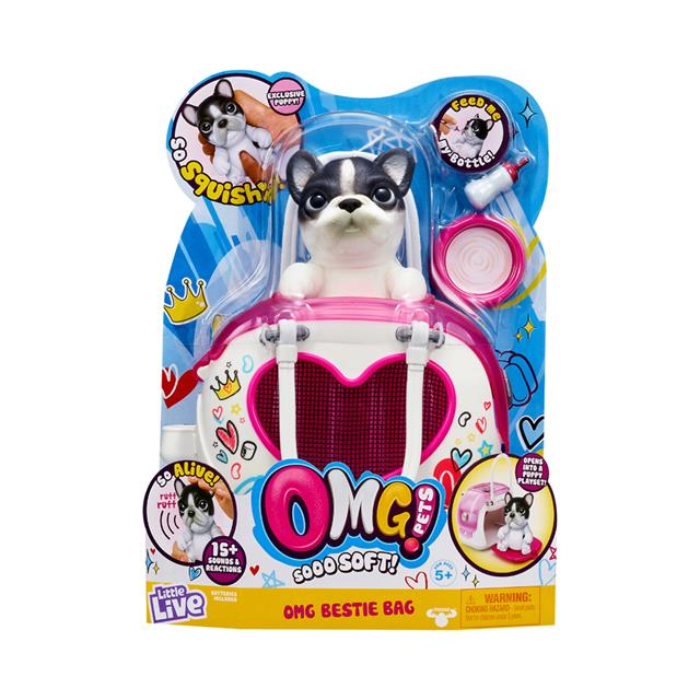 Little Live Pets OMG Puppies Playset