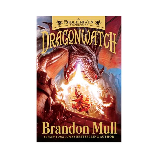 A Fablehaven Adventure: Dragonwatch #1