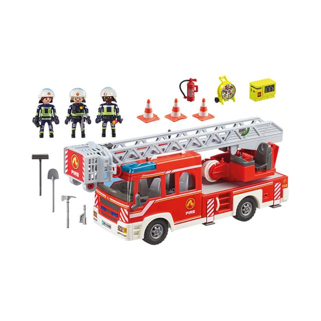 Playmobil City Action Fire Ladder Unit