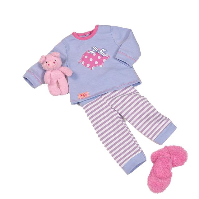 Our Generation Morning Noon and Nighty 18'' Doll Outfit