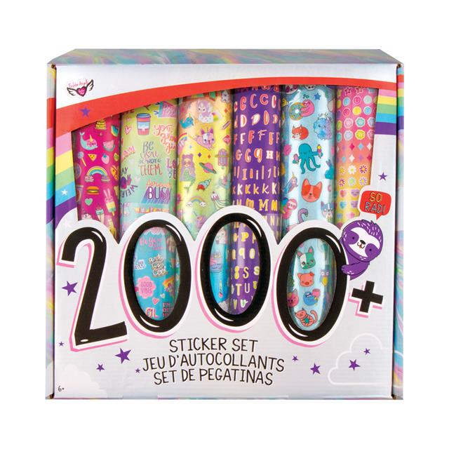 Fashion Angels 2000+ Sticker Set