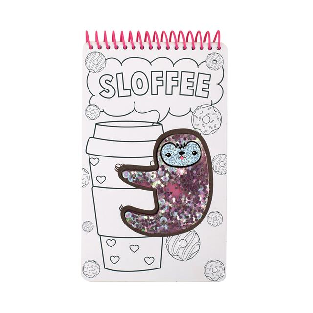 Fashion Angels® Sloth Sketch Portfolio Set