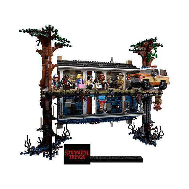 LEGO® Stranger Things The Upside Down