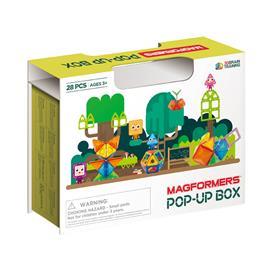 Magformers Pop-Up Box 28pcs