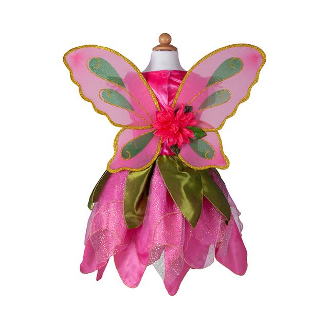 Great Pretenders Forest Fairy Dress with Wings