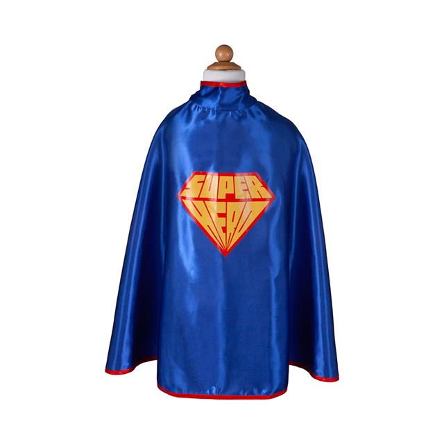 Great Pretenders Reversible Superhero Cape with Mask