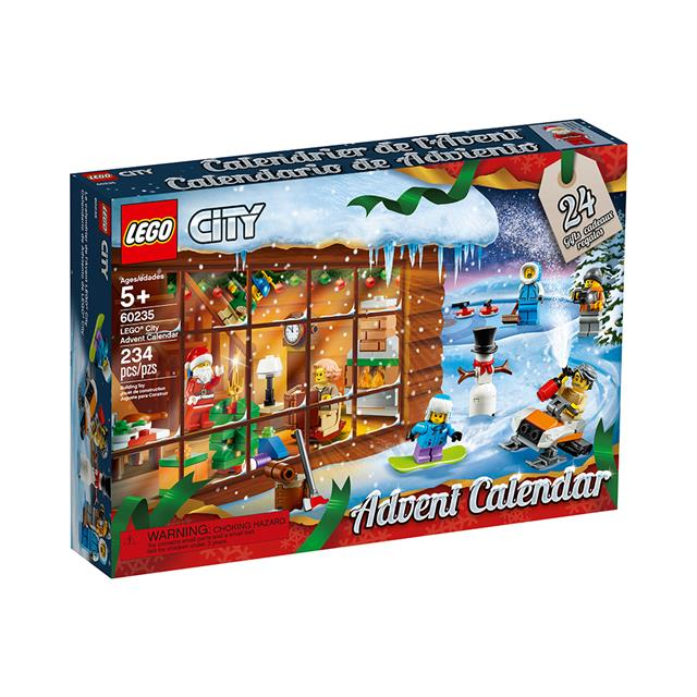 LEGO® City Advent Calendar 2019