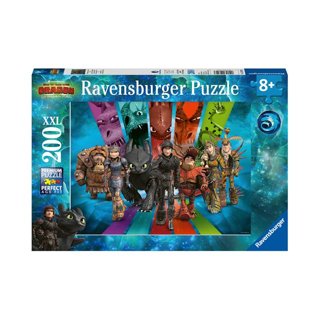 Ravensburger How to Train Your Dragon 200pc Puzzle